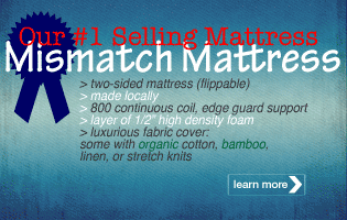 Mismatch Mattress