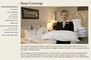Tanning, Sleeping and More: Hotel Concierges Specialize - ABC News