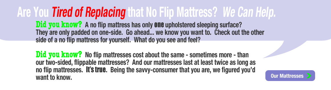 Mattress Store Vancouver, Vancouver Mattress Store, Two-Sided Mattresses, No Flip Mattresses, Buy a Good Flippable Mattress, Good Mattress to Last