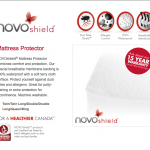 Mattress Protector by NovoShield®