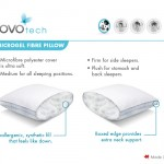 NovoTech Microgel Fibre Pillow by Novo Sleep Systems®